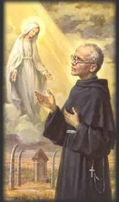 St MaximilianMaryKolbe