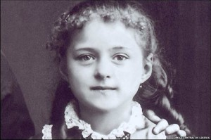st therese child