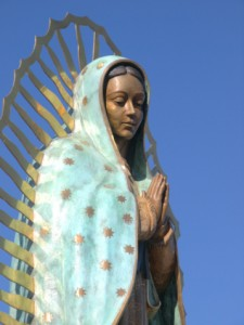 our lady of quadalupe