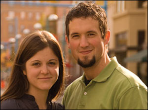 The Huguenins, owners of Elane Photography