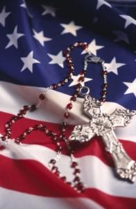 rosary flag