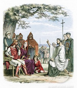St AugustineCanterburypreaching