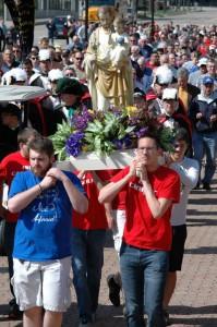 st joseph procession