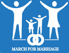 march for marriage logo