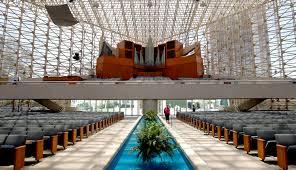 crystal cathedral interior