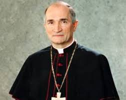 Archbishop Silvani Tomasi