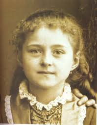 st therese child large