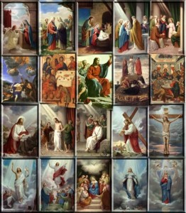 Rosary Biblical