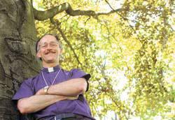 Rev. Dr. Ed Hird