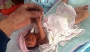 chinese newborn