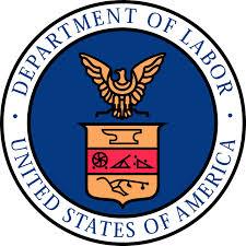 dpt of labor logo