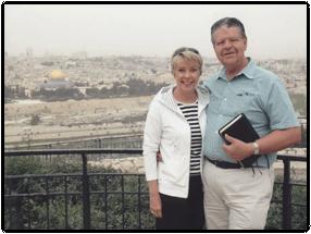Carol and John Arnott