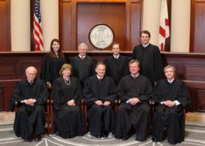 AL supreme court justices