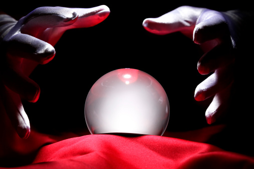 Crystal Balls Aren't Decorations! — Women of GraceWomen of Grace