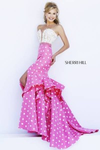Example of a rejected prom gown