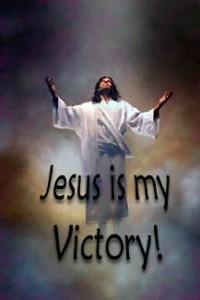 Jesus-my-victory