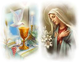 Mary Mother of the Eucharist