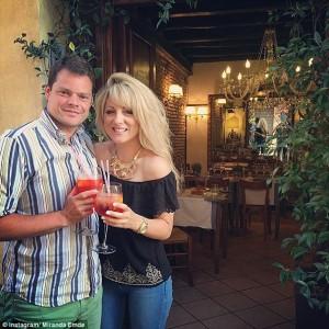 Miranda and Jonathan