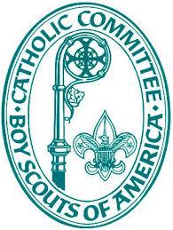 catholic committe scouting logo