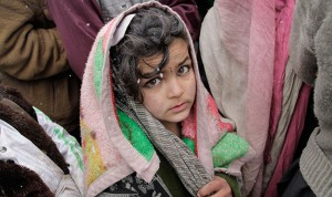 persecuted christian girl