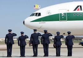 papal plane
