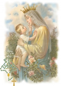 Maryqueen-rosary