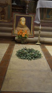 Tomb of St. Junipero Serra