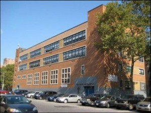 Our Lady Queen of Angels school in East Harlem, NY