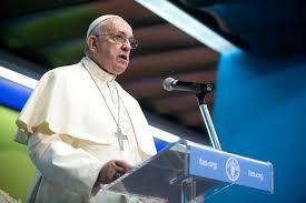 pope francis un