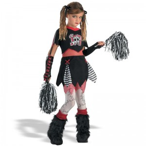 girls cheerleader