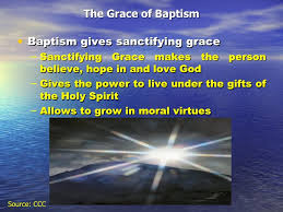 Baptism Grace