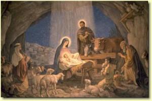 Christmas nativity_scene