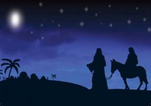 Mary Joseph journey-to-bethlehem