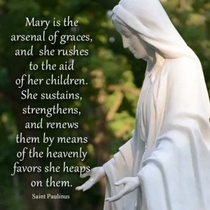 Mary Our Lady of Graces
