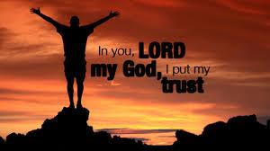 God trust