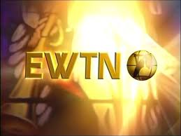 EWTN logo gold