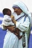MotherTeresa&child
