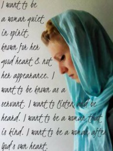 Woman for God's Heart