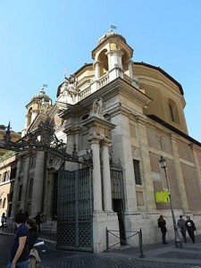 Church of St. Anne in the Vatican