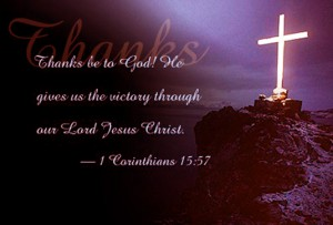 Gods will-Victory-through-our-Lord-Jesus-Christ-w