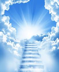 Heaven stairway to