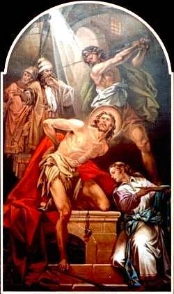 St JohntheBaptistbeheading