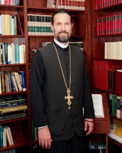 Father Josiah Trenham of St. Andrew's Orthodox Church in Riverside, CA