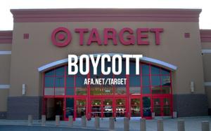 target boycott
