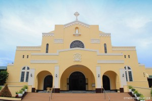 Our Lady of Mt. Carmel Church in Lipa City