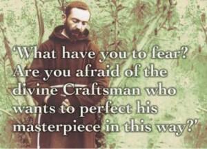 Fear Padre Pio