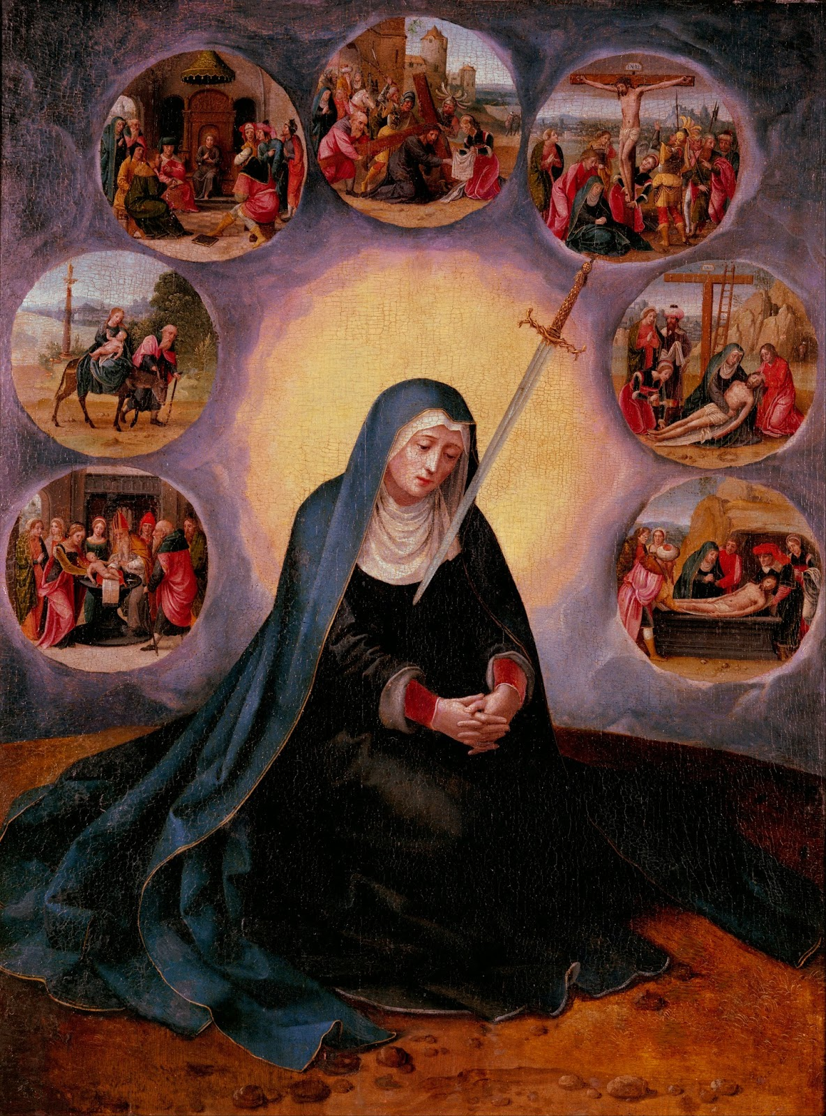 Feast Of Our Lady Of Sorrows Women Of Grace