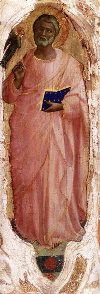 St Matthew Apostle Angel