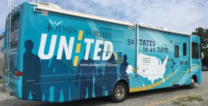 united for life bus