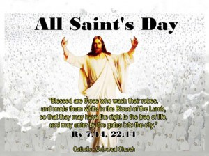Feast All Saints Day